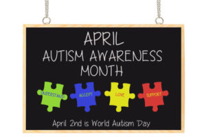 Autism Awareness in the era of coronavirus