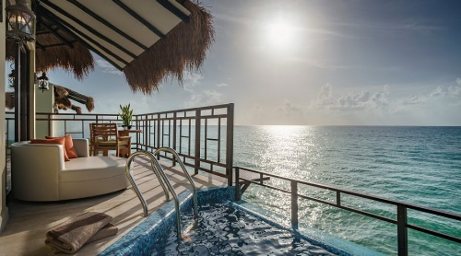 Big News. Mexico's first certified resorts.